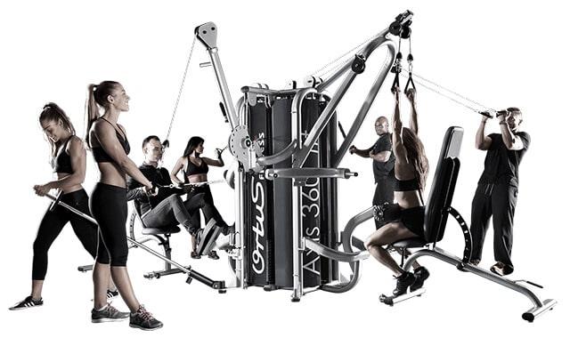 appareils de musculation et fitness