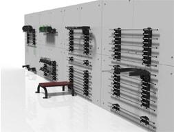 modular system fit